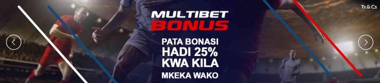 Mkekabet bonus
