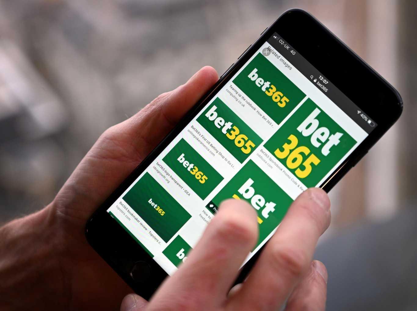 Bet365 Tanzania sportsbook and casino mobile app