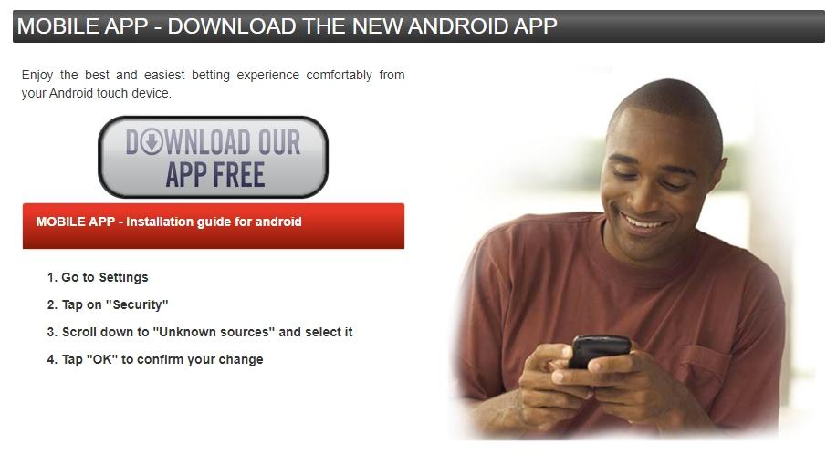Mbet app Tanzania