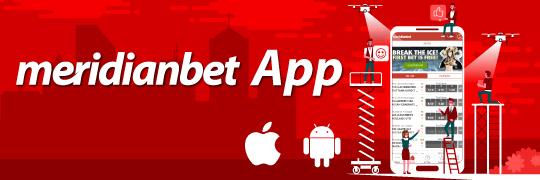 Meridianbet app APK Android download